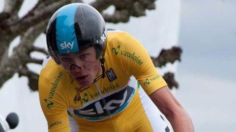 Britain's Chris Froome wins Tour de France