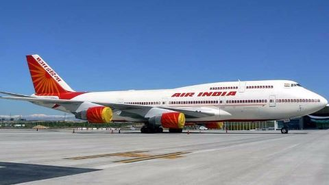Air India trims losses by a fourth