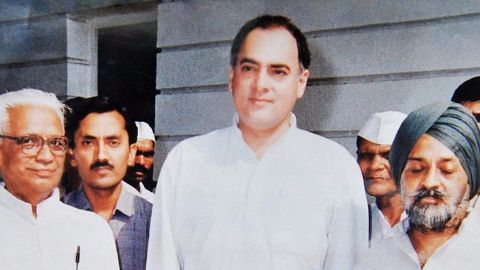 Rajiv Gandhi's assassins' life imprisonment upheld