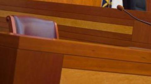 Saif Gaddafi appears in Zintan Court