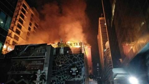 Kamala Mills fire: Probe launched to ascertain its cause