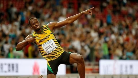 Worlds fastest man, Usain Bolt to train Indian youngster