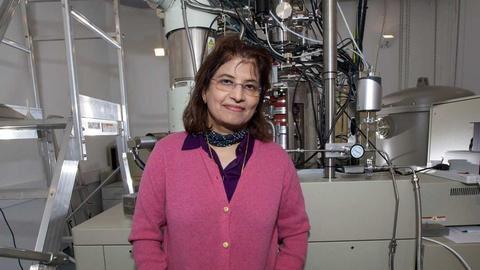 Indian-origin scientist Pratibha Gai awarded Britains royal damehood