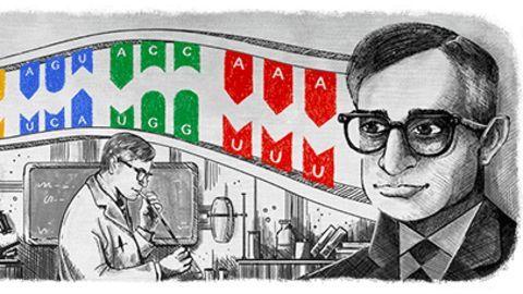 Remembering Noble prize-winner Har Gobind Khorana on 96th birth-anniversary