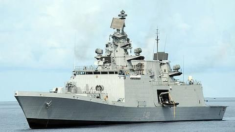 #DefenseDiaries: Shivalik-class frigates are Indias ultimate power-projection tools