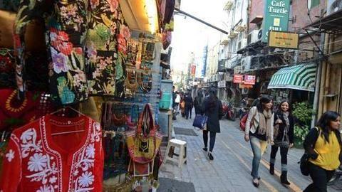30 establishments in Delhis Khan Market may be sealed