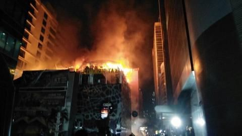 Could the Kamala Mills fire have been prevented?