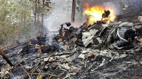 All 12 on-board Costa Rica plane killed in crash