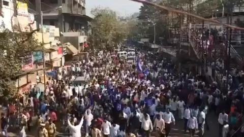 Mumbai tense after Bhima Koregaon clashes, Section 144 imposed
