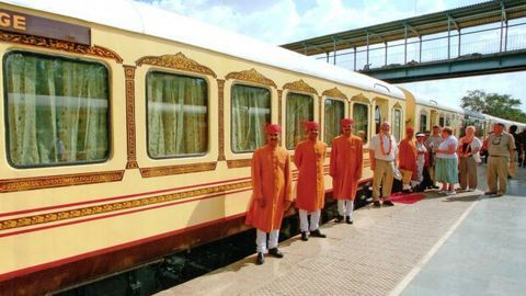 Parliamentary Panel: Stop complimentary tickets for luxury trains