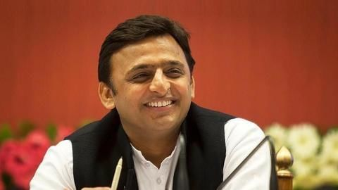 Akhilesh Yadav: Alliance with Congress is a waste of time