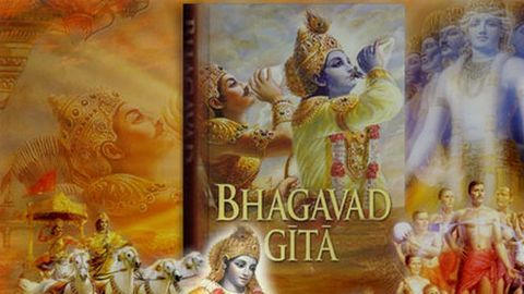 Khattar-government spends Rs. 3.8L on 10 copies of Bhagavad Gita
