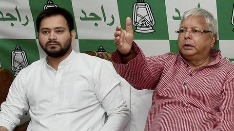 RJD leaders, including Tejaswi Yadav, guilty of contempt of court