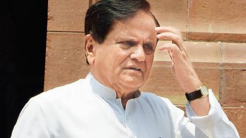 Congresss Ahmed Patel and his kin under ED scanner
