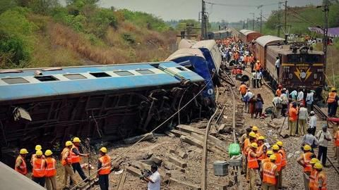 #ThatWas2017: A year of trains derailments, mismanagement and misery