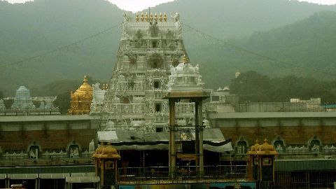 Tirupati temple goes the Demat way