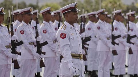 Anti-Shwe Mann sentiment in Myanmar political factions