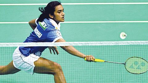 PV Sindhu falls at World Badminton Championship