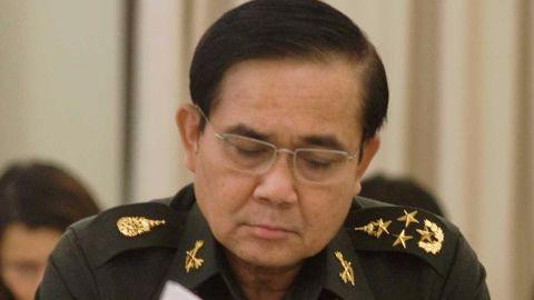 Bangkok bombing suspect identified, says Thai Junta chief