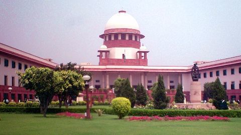 The matter reaches the Supreme Court