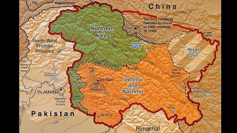India says only issue is to retrieve PoK