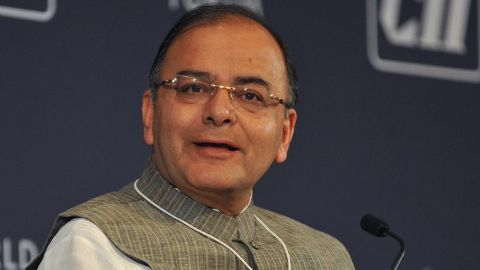 Jaitley briefs about PM's meet with India Inc