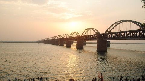 Krishna and Godavari rivers to be linked next week
