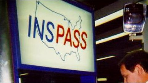 Global Entry Programme preceded by INSPASS