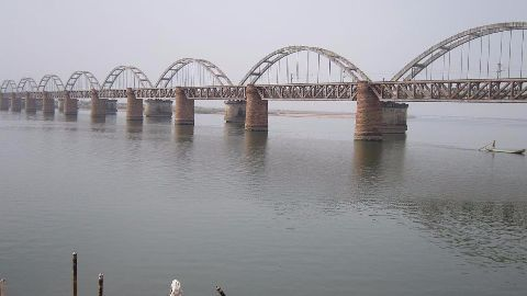 'Pavitra Sangam': Godavari- Krishna rivers finally meet!