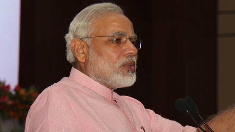 Modi sends condolences to Dubai's ruler