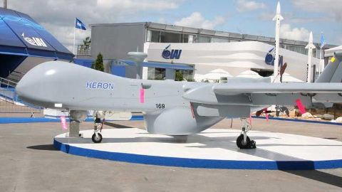 India accelerates plans to buy drones from Israel