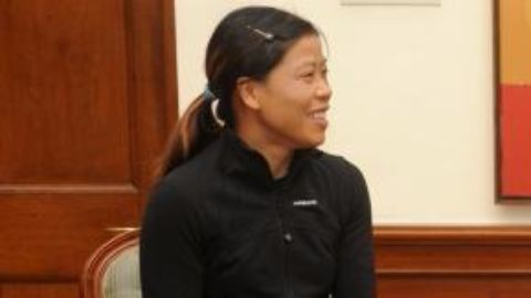 MaryKom says regional bias at play during selections