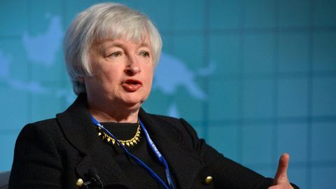 Fed Chief expects interest rate hike this year