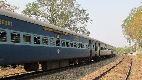 Indian Railways gets first Wi-Fi train