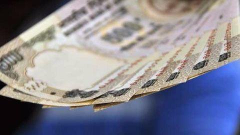 India retrieves 45% of contract amount