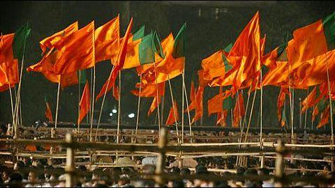 Shiv Sena justifies 'ink' fiasco