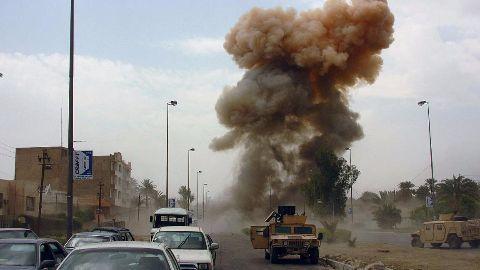 ISIS leader Baghdadi not among those killed