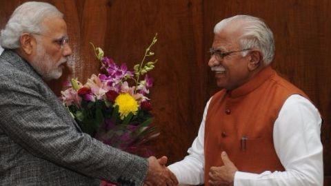 BJP dissociates itself from Haryana CM's comment