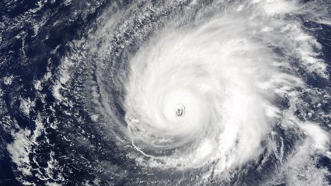 Koppu declared to be a Category 4 hurricane