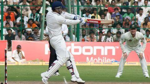 16 years of genius cricket