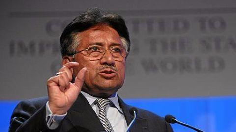 Pak ready to use nukes if needed: Musharraf