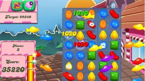 The terror case of Candy Crush requests