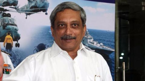₹12k crore projects cleared before Parrikar's Russia visit
