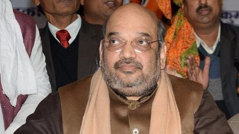 Pakistan would be happy if BJP loses: Shah