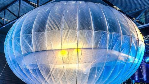 Google gets Indian government nod for balloon internet