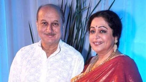 Anupam Kher leads 'March for India'
