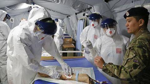 Ebola refuses to die down