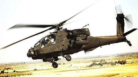 Boeing and Tata come together for AH-64 Apache