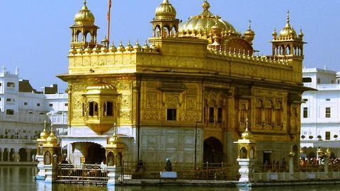 Golden-Temple secured; Sikhs asked to refrain from celebrations