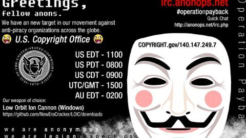 Who is Anonymous?